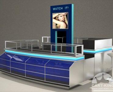 The LCD Display Kiosk
