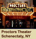 Proctors Theater Schenectaty New York