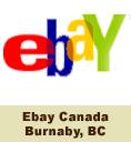 Ebay Canada Burnaby BC