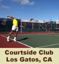 Courtside Club Los Gatos CA