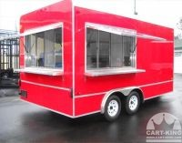 mobile concession trailers from Cart King