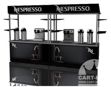 Espresso Carts