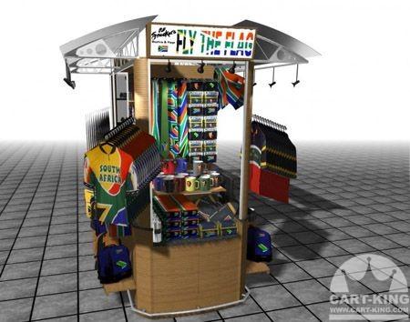 Retail Display Carts Amp Kiosks Ideas Design Manufacturer
