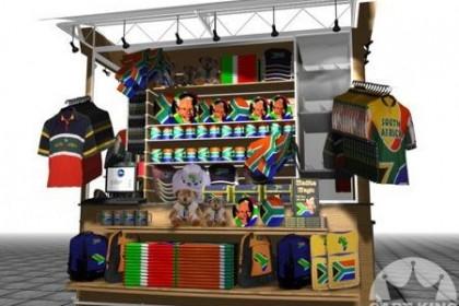 Sports Display Kiosks