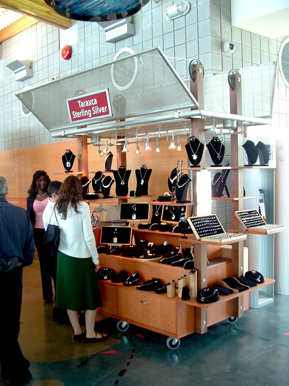Jewelry Display Carts And Kiosks For Sale Ideas Design
