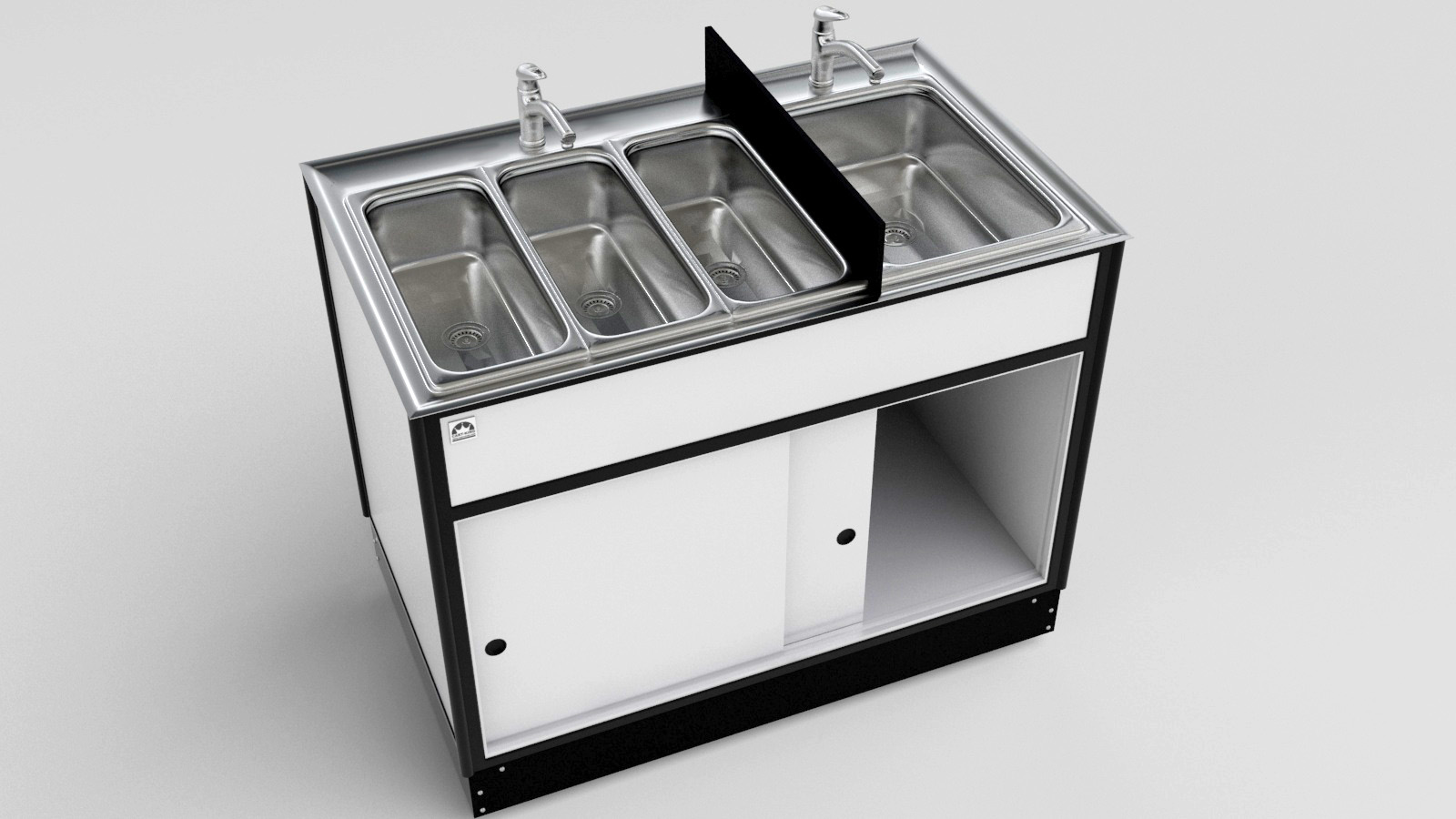 BEST - Self Contained Portable Sink Units. Mobile Hand Washing Sinks