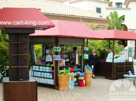 Cart-King presents the Outdoor Retail Collection, perfect for any location