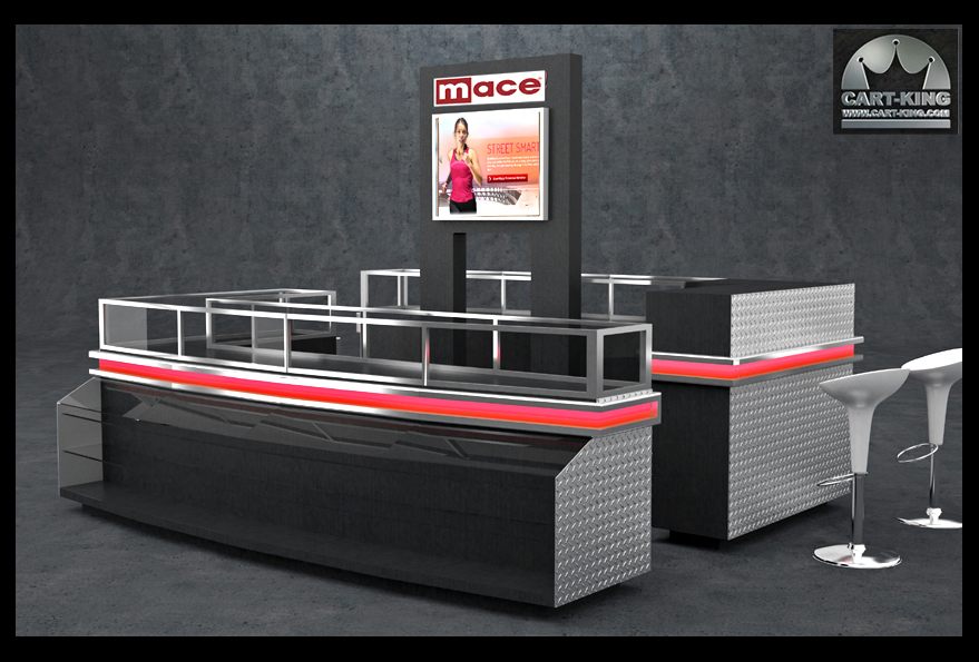 Shopping Mall Kiosks Retail Ideas Custom Designs Amp Builds