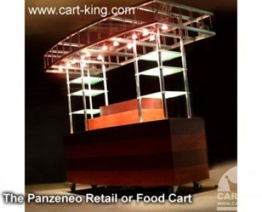 mobile coffee stations for the mall, airport, hotel or more