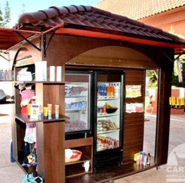 We Design, Manufacture and Deliver Carts and Kiosks