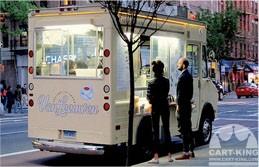 Custom Food Trucks from Cart-King International