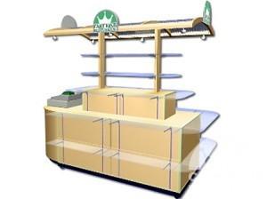 rmu retail display carts