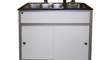 mobile self contained sink