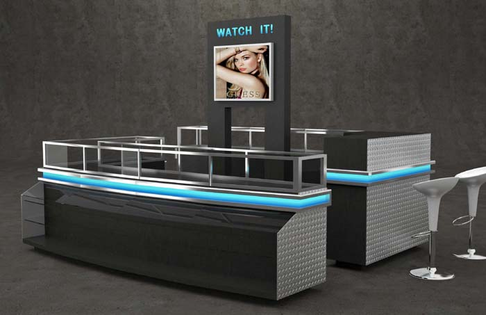 Shopping Mall Kiosks Retail Ideas Custom Designs Builds