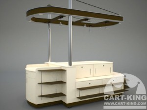 Specialty retail Carts and Kiosks