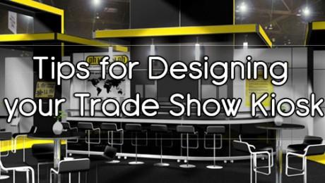 cart-king offeres trade show kiosk design