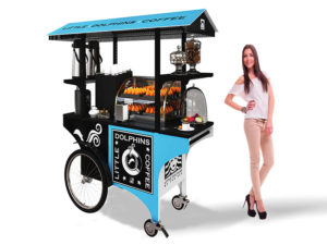 Coffee Carts For Sale Ouch Hot Mobile Designs Gt Gt