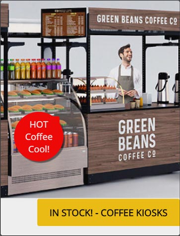 Coffee Carts, Food Carts | Beverage & Retail Concessions