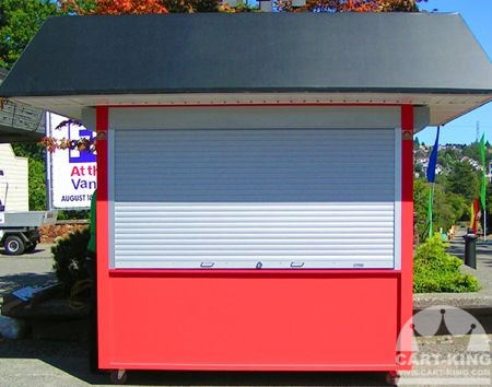 Outdoor Retail Kiosks | Hotels, Resorts, Pools, Design
