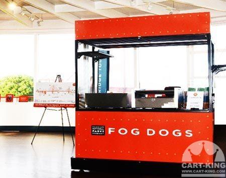 Beverage Carts for Sale ! TOP Mobile Custom Designs !